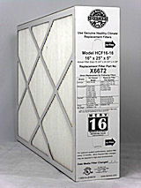 Healthy Climate Solutions Air Filter X6672