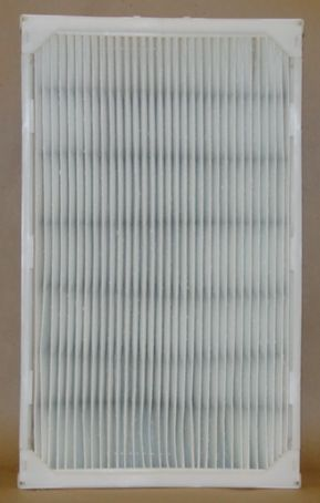 Clean Pleated furnace filter